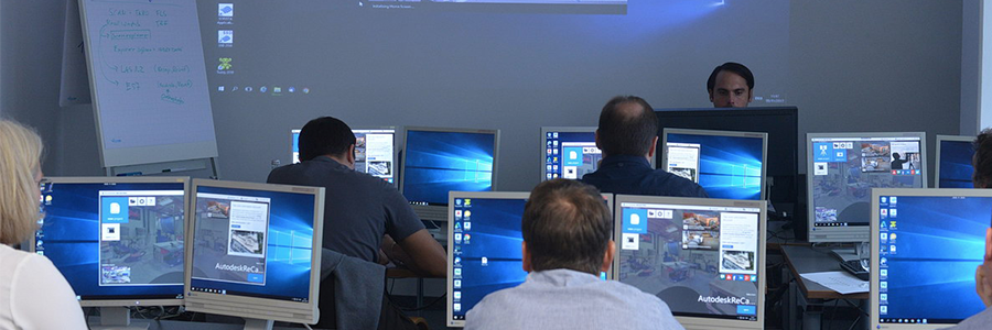 BIM-software and CAD training in the Cloud