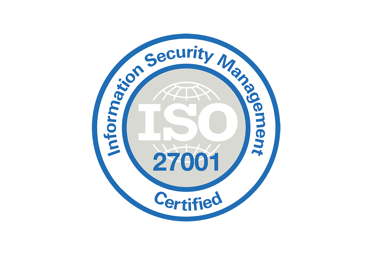 ISO Security Certificate