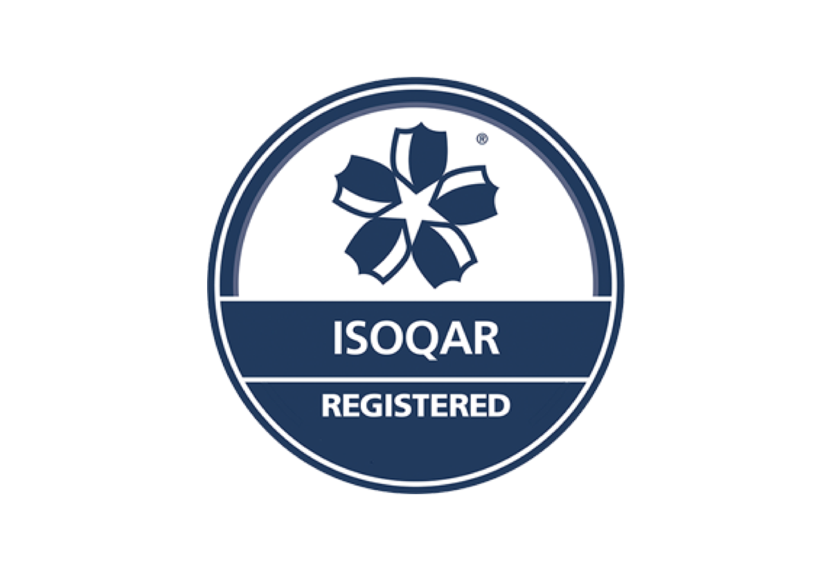 ISOQAR Security Certificate