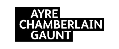 Logo of Cloudalize's architect customer: Ayre Chamberlain Gaunt (ACG)