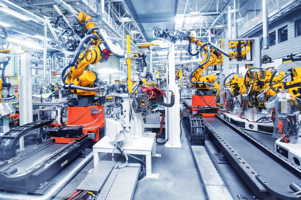 Cloudalize Manufacturing Image Skoda Factory IoT