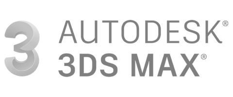 Logo Autodesk 3DS Max