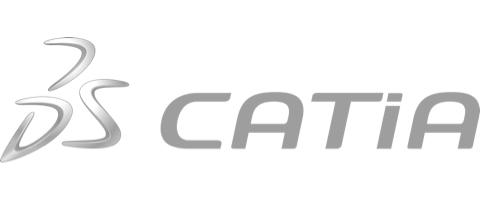 Logo 3DS Catia