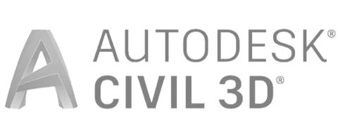 Logo Autodesk Civil 3D