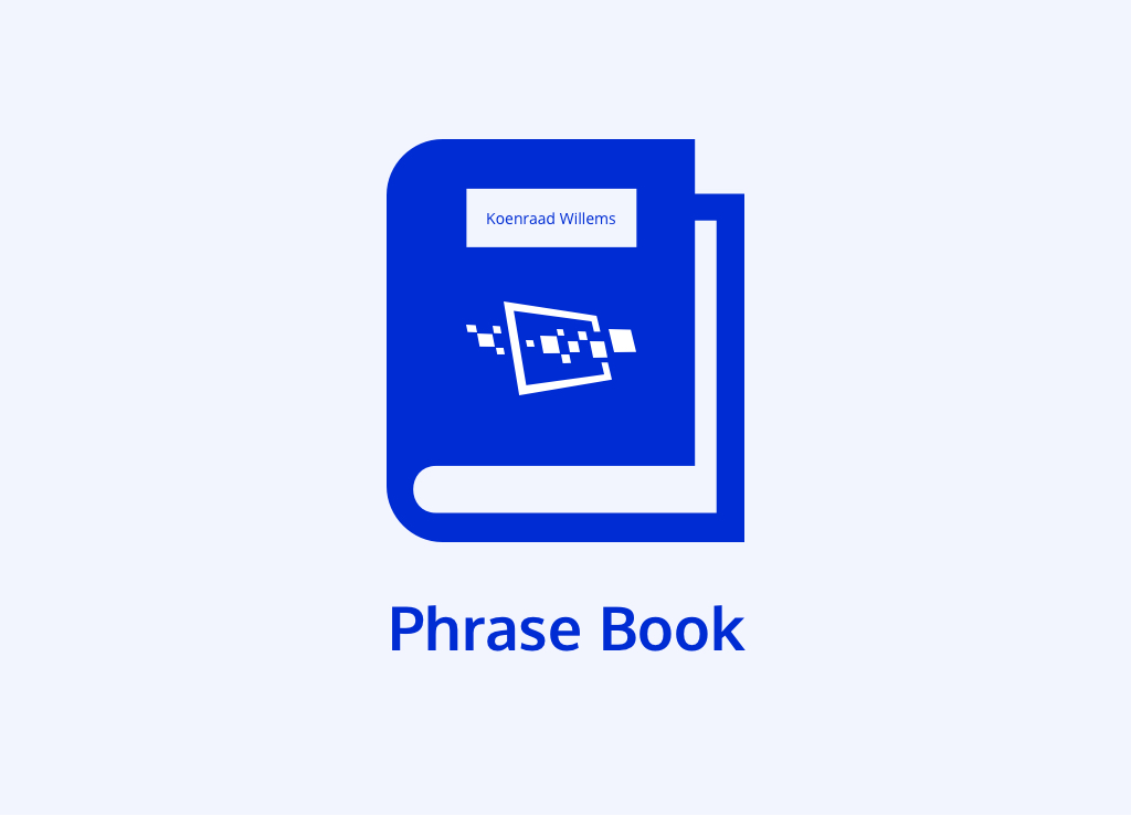Cloudalize BIM Phrase Book explains the terminology and definitions for Building Information Modelling (BIM).