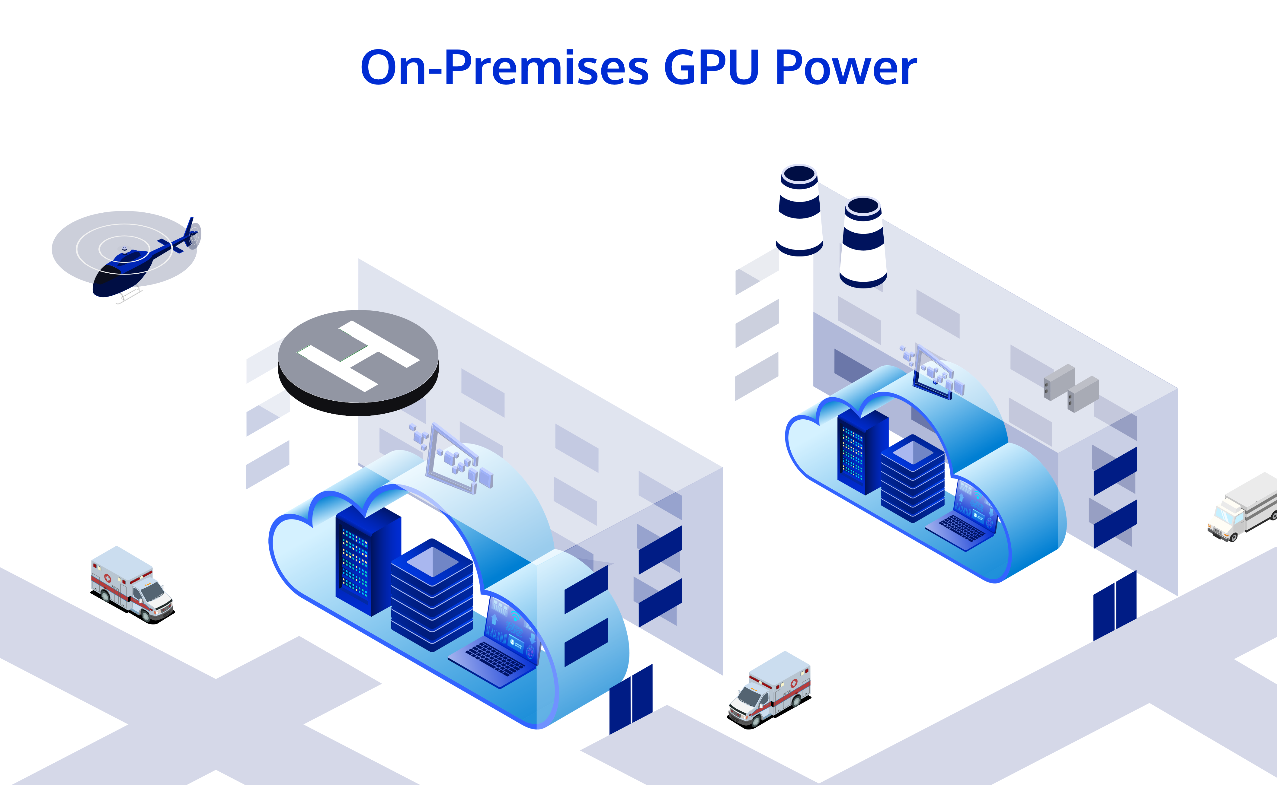 Greater speed and more power is guaranteed on-premises and in the data centre of your choice with Cloudalize's GPU Cloud.
