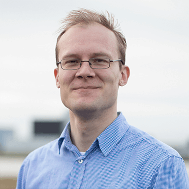 Cloudalize current CEO and co-founder, Benny Willen