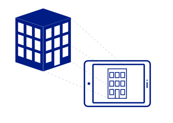 Cloudalize Cloud Platform and digital twins