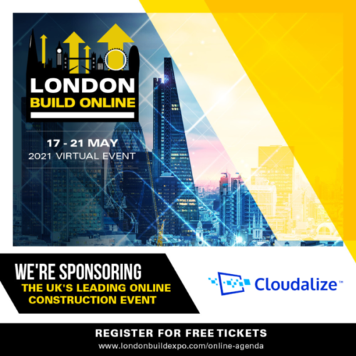 Cloudalize is at London Build Online 2021 1