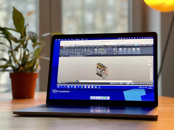Autodesk AutoCAD on the Cloud with Cloudalize. Digital Twin, VDC and BIM