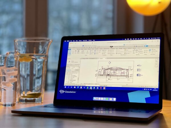 Autodesk Revit on the Cloud with Cloudalize. VDC, BIM and Digital Twin